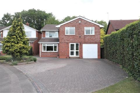 5 bedroom detached house for sale - Sambourn Close, Solihull