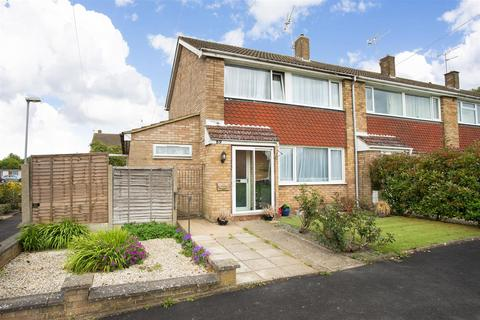 3 bedroom end of terrace house for sale - Limes Avenue, Aylesbury