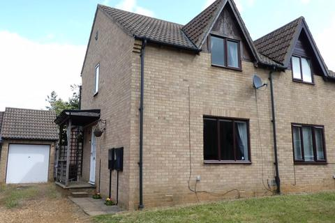 2 bedroom semi-detached house for sale - Sentinel Road, West Hunsbury, Northampton