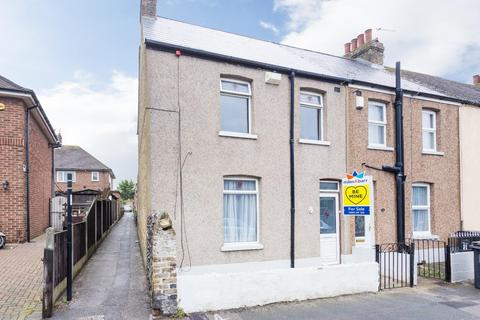 3 bedroom end of terrace house for sale - Church Road, Margate