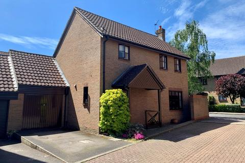 3 bedroom detached house for sale - The Dell, Great Baddow, Chelmsford, CM2
