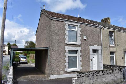3 bedroom end of terrace house for sale - Carmarthen Road, Gendros