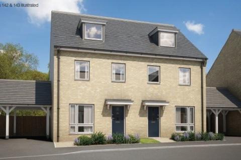3 bedroom terraced house for sale - Longhorn Drive, Whitehouse, Milton Keynes, MK8