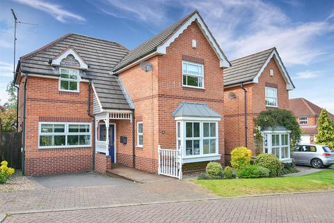 3 bedroom detached house for sale - Chestnut Gardens, Sutton-in-Ashfield