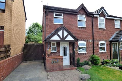 3 bedroom semi-detached house for sale - Moat Way, Handsacre