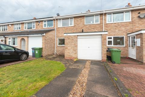 3 bedroom terraced house for sale - Hornbrook Grove, Solihull