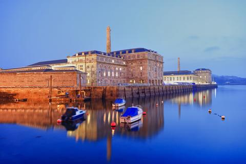 1 bedroom apartment to rent - Mills Bakery, 4 Royal William Yard