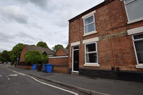 2 bedroom end of terrace house to rent - Merchant Street, Derby DE22 3AQ