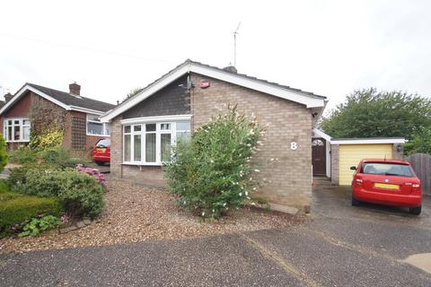 2 bedroom detached bungalow for sale - Enderby Close, Washingborough