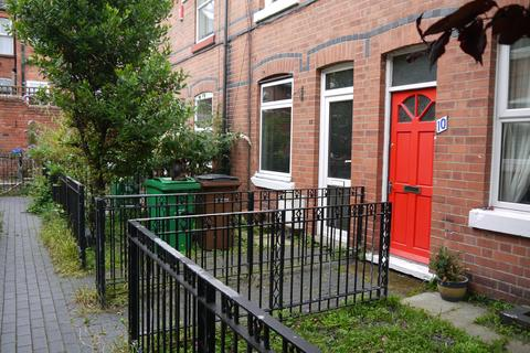 2 bedroom terraced house to rent - Leslie Avenue, Forest Fields, Nottingham NG7 6PW.