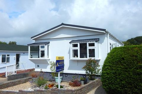 2 bedroom mobile home for sale - Cannisland Park, Parkmill, Swansea, City & County Of Swansea. SA3 2ED