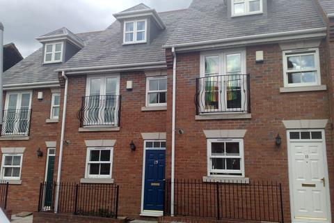 3 bedroom townhouse to rent - Victoria Street, Kettering, Northants NN16