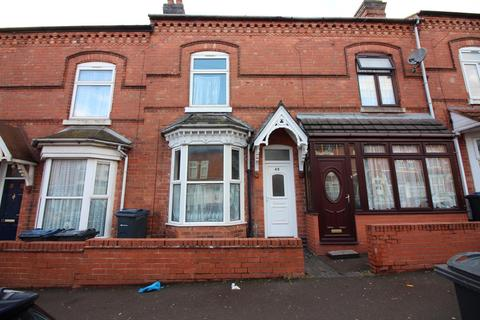 2 bedroom terraced house for sale - Osborn Road, Sparkhill, Birmingham B11