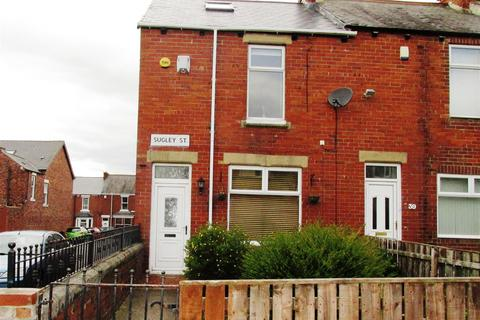 2 bedroom end of terrace house for sale - Sugley Street, Newcastle upon Tyne