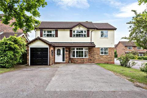 4 bedroom detached house for sale - Rea Close, East Hunsbury, Northamptonshire