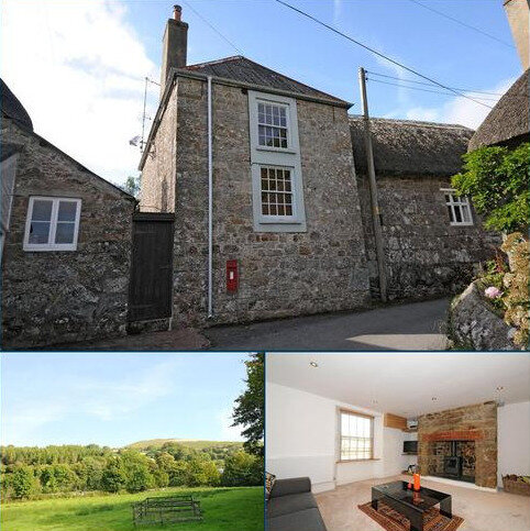 1 bedroom detached house for sale - Chagford, Newton Abbot, TQ13