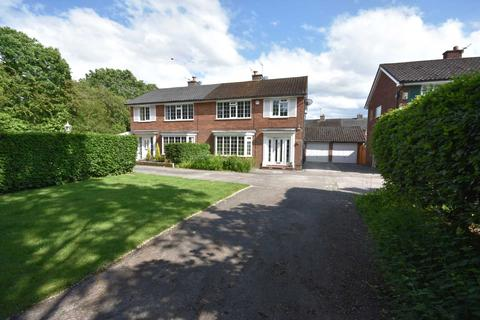 3 bedroom semi-detached house for sale - WOODFORD ROAD, POYNTON