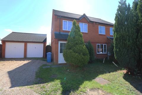 3 bedroom semi-detached house for sale - Buttercup Way, Norwich, Norfolk, NR5