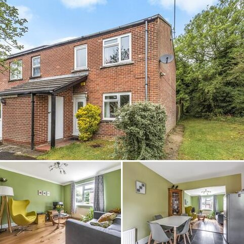2 bedroom end of terrace house to rent - Abbots Wood,  Headington,  OX3