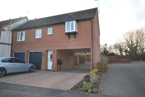 2 bedroom coach house for sale - Broad Meadow, Wigston, Leicester, LE18 1LH