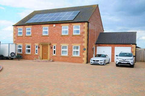 4 bedroom detached house for sale - Sutterton Drove, Amber Hill, Boston, PE20 3RQ