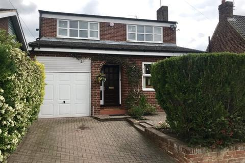 4 bedroom detached house for sale - SPRINGWELL AVENUE, NORTH END, DURHAM CITY