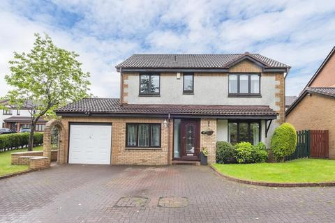 5 bedroom detached villa for sale - 2 Dunnottar Crescent, Stewartfield, East Kilbride, G74 4PL