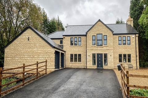 4 bedroom detached house for sale - 4 Cascades, 238 Middle Drive, Darras Hall, Ponteland