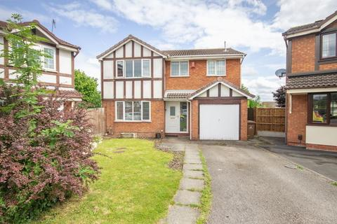 4 bedroom detached house for sale - Vetchfield Close, Sinfin, Derby