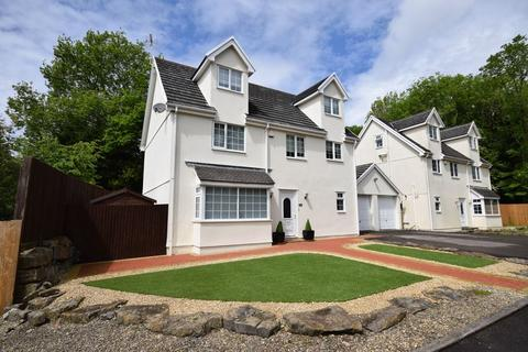 4 bedroom detached house for sale - 1 The Woods, Briary Way, Brackla, Bridgend,CF31 2PT