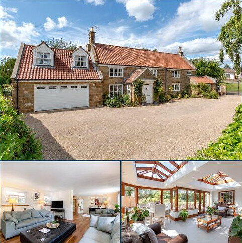 4 bedroom detached house for sale - Station Road, Great Ayton, North Yorkshire