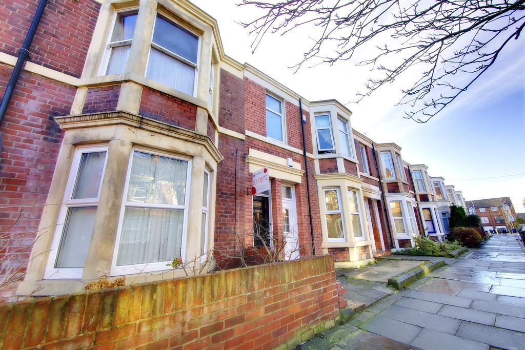 6 Bedrooms Maisonette Flat for rent in Kelvin Grove, Sandyford, NE2