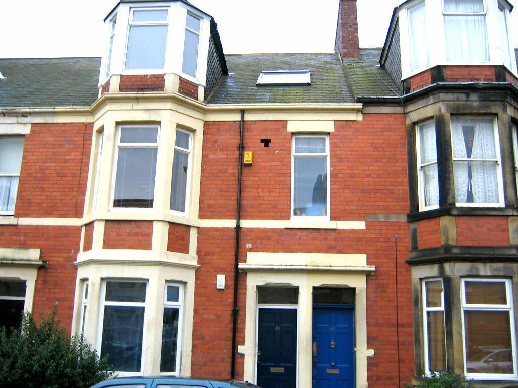 5 Bedrooms Maisonette Flat for rent in Glenthorn Road, West Jesmond, NE2