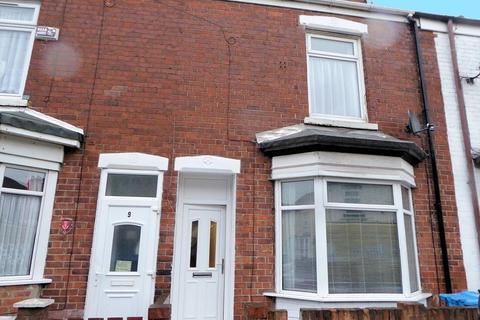 2 bedroom house to rent - Rosmead Street, HULL, HU9 2TG