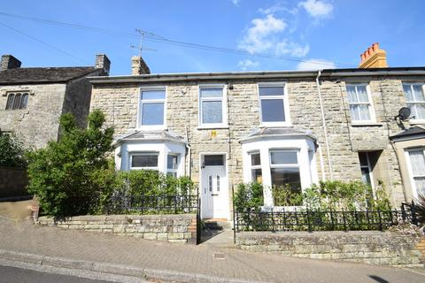 3 bedroom end of terrace house for sale - 16 Newcastle Hill, Bridgend, Bridgend County Borough, CF31 4EY