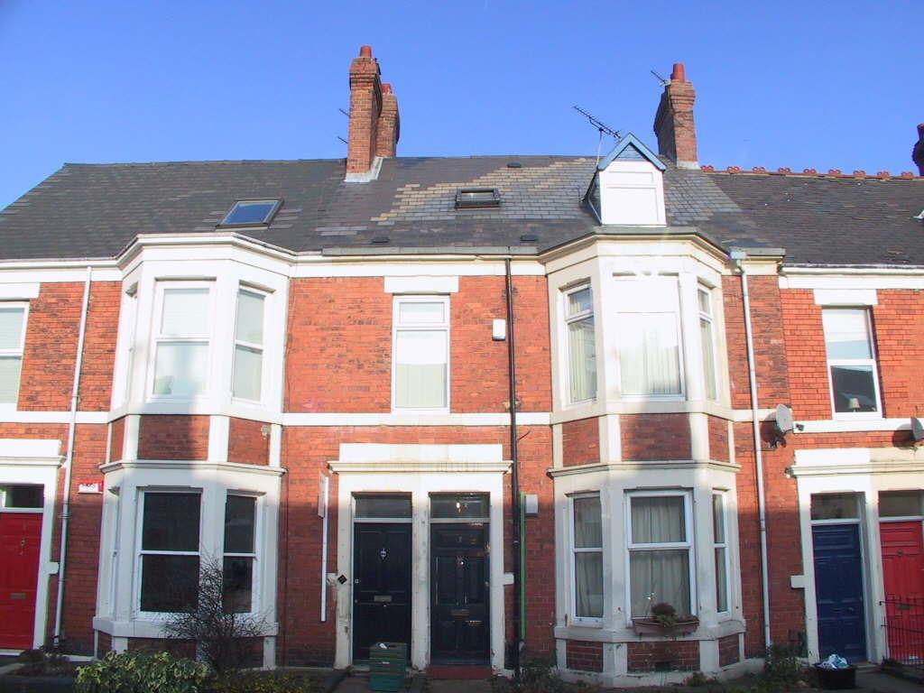 6 Bedrooms Maisonette Flat for rent in Forsyth Road, West Jesmond, NE2