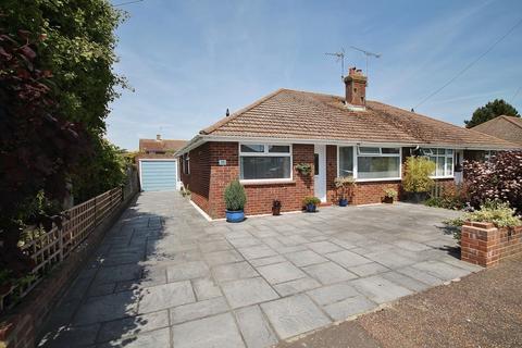 2 bedroom semi-detached bungalow for sale - Mendip Close, Littlehampton