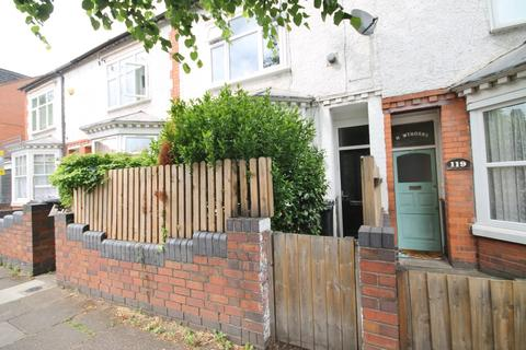 3 bedroom terraced house for sale - Upperton Road, Leicester