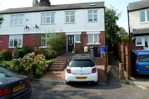4 bedroom semi-detached house to rent - Parkhead Crescent, Sheffield, S11 9RD
