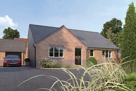 3 bedroom detached bungalow for sale - The Claydon, Scarsdale Green, Bolsover