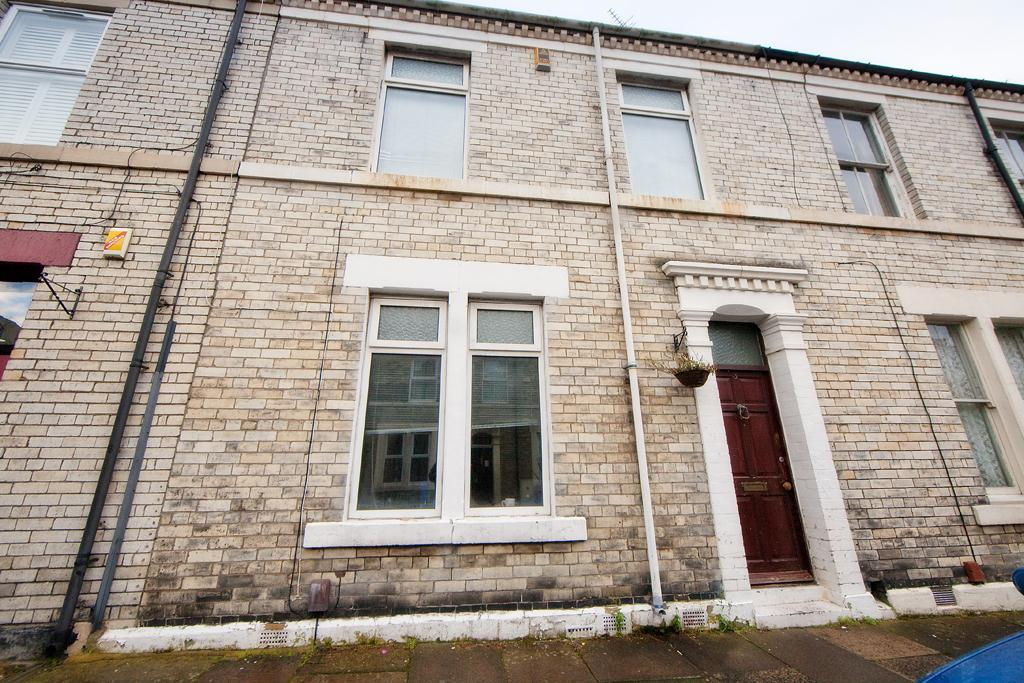 6 Bedrooms Terraced House for rent in Clayton Park Square, Jesmond, NE2