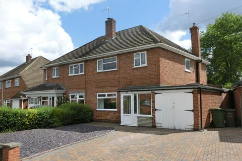 3 bedroom semi-detached house for sale - Neville Road, Shirley, Solihull