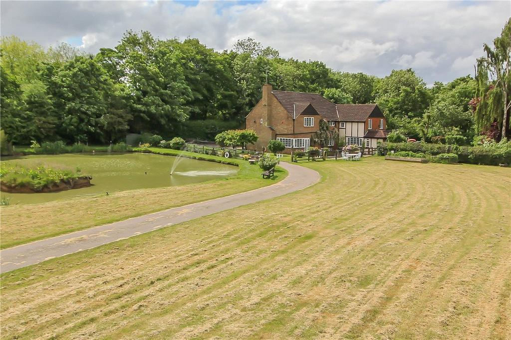 4 Bedrooms Equestrian Facility Character Property for sale in Barneswood, Digswell, Hertfordshire