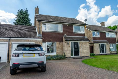 4 bedroom detached house for sale - Summerfield Road, York
