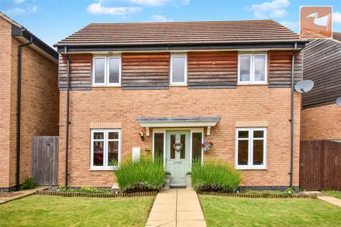 3 bedroom detached house for sale - Brooker Avenue, Gunthorpe, Peterborough