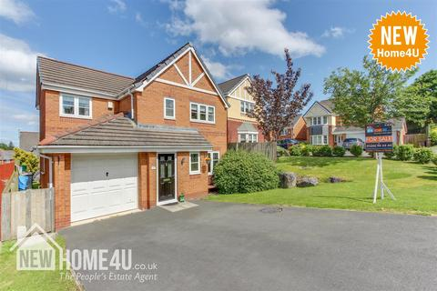 4 bedroom detached house for sale - Ffordd Kinderley, Connah's Quay, Deeside