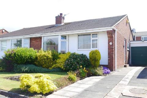 2 bedroom semi-detached bungalow for sale - Chudleigh Gardens, Chapel House, Newcastle Upon Tyne
