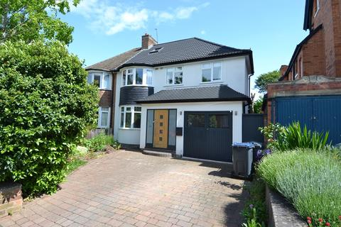 4 bedroom semi-detached house for sale - Grove Avenue, Moseley, Birmingham, B13
