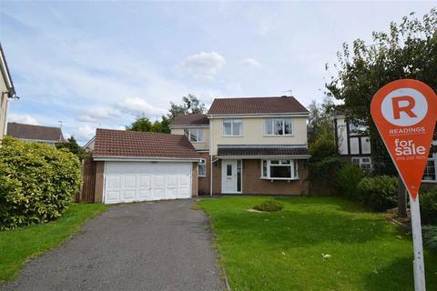 4 bedroom detached house for sale - Hambleton Close, Leicester Forest East
