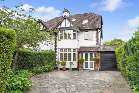 4 bedroom semi-detached house for sale - Towncourt Crescent, Petts Wood, Kent